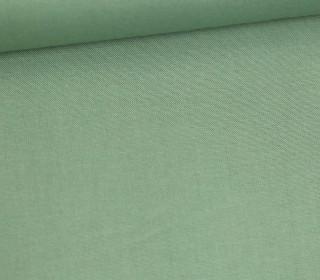 Stoff - Cretonne - Uni - 145cm - Lichtgrün
