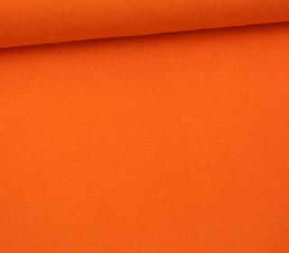 Jersey - Uni - Hochwertig - 150cm - Orange