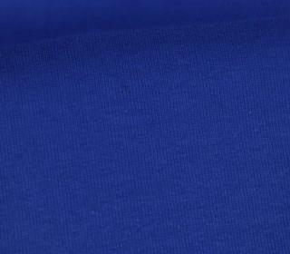 Bündchen - Rippen - Schlauchware - Blau