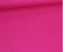 Baumwolle - Webware - Uni - 150cm - Pink