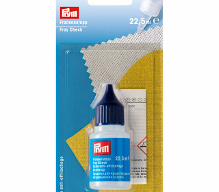 Fransenstopp - Fray Check - Prym - 22,5ml - Transparent
