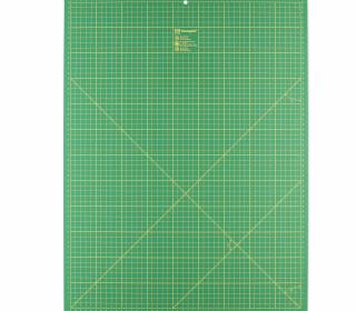 Schneideunterlage - Für Rollschneider -  45x60cm - Prym - Grün