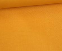 Stoff - Cretonne - Baumwolle - Webware - Uni - 145cm - Maisgelb