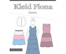 Schnittmuster - Fiona - Kleid - Damen - 32-58 - Fadenkäfer