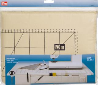 1 Bügelunterlage - Multi - 50x92cm - Baumwolle - Prym - Beige