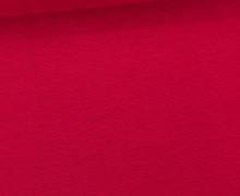 WOW Angebot - Glattes Bündchen - Uni - Schlauch - Magenta