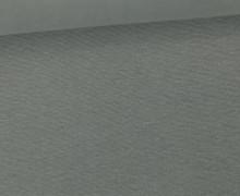WOW Angebot - Glattes Bündchen - Uni - Schlauch - Grau
