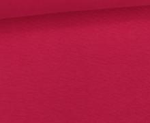 WOW Angebot - Glattes Bündchen - Uni - Schlauch - Fuchsia