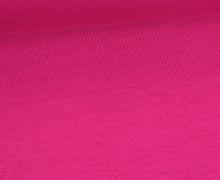 Jersey - Uni - Hochwertig - 150cm - Fuchsia