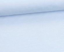 Jersey - Uni - Hochwertig - 150cm - Pastellblau
