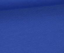 Jersey - Uni - Hochwertig - 150cm - Royalblau