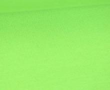 Jersey - Uni - Hochwertig - 150cm - Gelbgrün