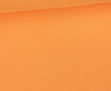 WOW Angebot - Glattes Bündchen - Uni - Schlauch - Apricot Hell