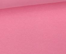 WOW Angebot - Glattes Bündchen - Uni - Schlauch - Rosa