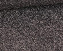 Woll Boucle - Uni - Taupe