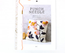 Rico Design - Stickbuch - Punch Needle