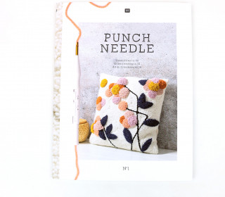 Rico Design - Stickbuch - Punch Needle