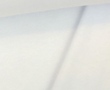 Kuschelsweat Bjarne - Uni - Kaum Elastisch - Weiß