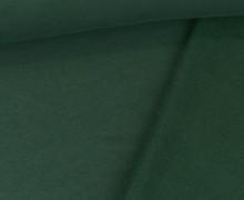 Kuschelsweat Bjarne - Uni - Kaum Elastisch - Dunkelgrün