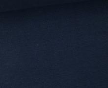 WOW Angebot - Glattes Bündchen - Uni - Schlauch - Nachtblau