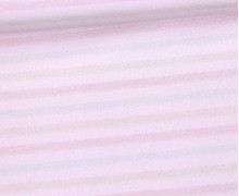 Jersey - Bio Qualität - Kombistoff - Balloons - Streifen - Rosa - Ana Cardia - abby and me