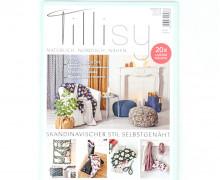 Dein Wunschgeschenk - Zeitschrift - Tillisy - Nähen - Skandinavischer Stil Selbstgenäht