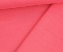 Kuschelsweat - Uni - Lachsrosa - Sweat Alva - geraut - Brushed