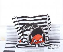 DIY-NÄHSET - Kleine Süßigkeiten Sammel-Tasche - Halloween - Monster - abby and me