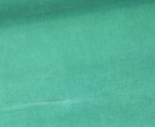 Oil Skin - Gewachste Baumwolle - Uni - Lichtgrün
