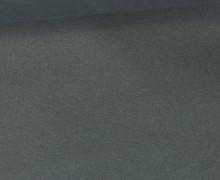 Oil Skin - Gewachste Baumwolle - Uni - Dunkelgrau