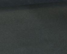 Oil Skin - Gewachste Baumwolle - Uni - Schwarz