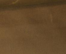 Oil Skin - Gewachste Baumwolle - Uni - Braun
