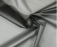 Leichter Regenjacken Stoff - Regencape - Uni - Wasserabweisend - Semi Transparent Schwarz
