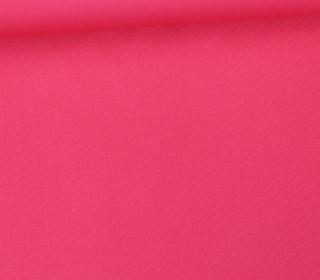 Baumwollstoff - Webware - Popelin - Uni - 150cm - Pink