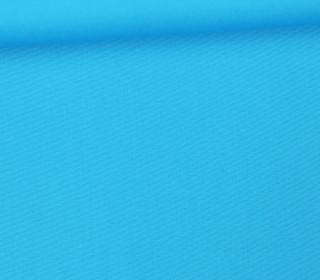 Baumwollstoff - Webware - Popelin - Uni - 150cm - Himmelblau