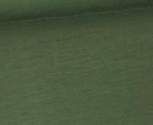 Tencel - Modal - Uni - Dunkelgrün