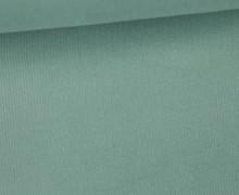 Babycord - Feincord - Uni - 140cm - Lichtgrün
