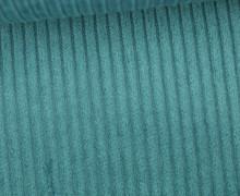 Cord – Breitcord – Uni – Meergrün