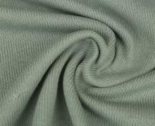 Baumwollstrick - Feinstrick - Uni - Lichtgrün