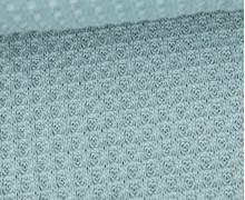 Waffelstrick - Strickstoff - Uni - Altmint