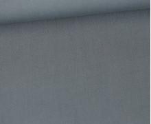 Modal Viskose Twill - Uni - Grau