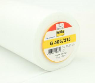 1 Meter Vlieseline - G 405/315 - Freudenberg - Weiß