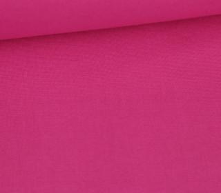 Stoff - Cretonne - Baumwolle - Uni - 145cm - Pink