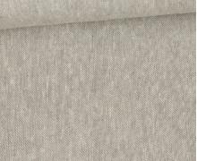 Baumwolle - Leinen - Uni - 200g - Sand