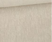 Baumwolle - Leinen - Uni - 200g - Beige