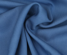 Modal Viskose Twill - Uni - Taubenblau