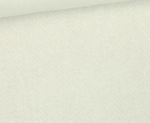 Baumwolle - Leinen - Mischgewebe - Uni - 160g - Lichtgrau