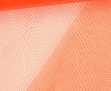 Fester Tüllstoff - 150cm - Orange