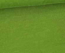 Jersey - Viskose Mischgewebe - Uni - Gelbgrün