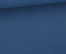 Jersey Smutje - Uni  - 150cm - Dunkelblau